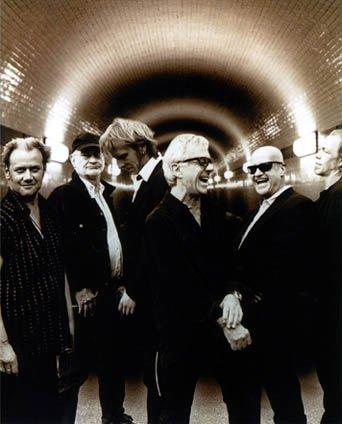 Mike Harrison Meets The Hamburg Blues Band